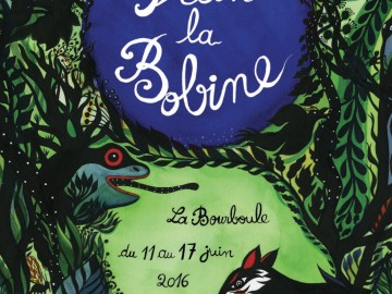 รับสมัครอาสาสมัครร่วมค่าย Festival Plein la Bobine ฝรั่งเศส