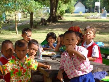 เปิดรับอาสาสมัครเข้าร่วมค่ายนานาชาติเพื่อทำกิจกรรมกับเด็ก โรงเรียนบ้านเกาะบุโหลน จ.สตูล
