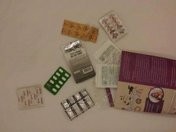 Backpack อาสา พับถุงยาเพื่อผู้ป่วยโรงพยาบาลชายแดน 13 พย. 59