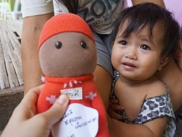 Corny Doll Campaign ครั้งที่ 4