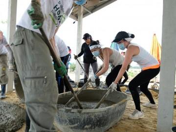 ไปสร้างบ้านกัน ร่วมสร้างบ้านกับมูลนิธิที่อยู่อาศัย Habitat for Humanity Thailand