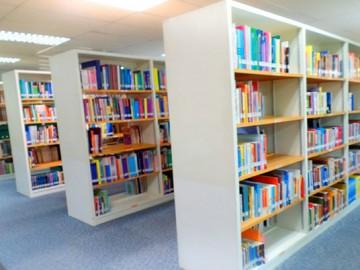 พัฒนาห้องสมุดโรงเรียน