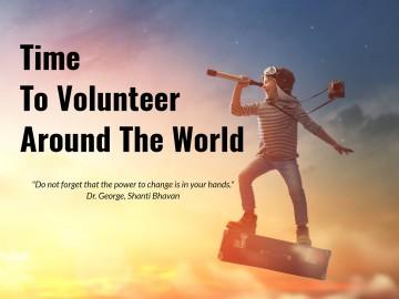 โครงการอาสาสมัครในต่างแดน (Out-Going Volunteer)