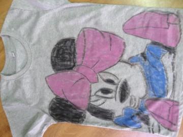 อาสาเขียนศิลป์บนเสื้อเพื่อผู้ป่วยเรื้อรัง 10 ก.ย. T-Shirt Painting to support chronic patients