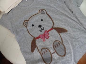 อาสาเขียนศิลป์บนเสื้อเพื่อผู้ป่วยเรื้อรัง 10 ธ.ค. T-Shirt Painting to support chronic patients in Thailand