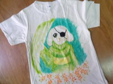 อาสาสมัคร เขียนศิลป์บนเสื้อเพื่อผู้ป่วยเรื้อรัง 17 กพ. T-Shirt Painting to support chronically ill patients