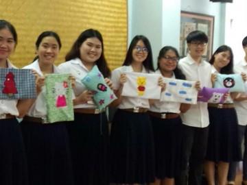 อาสาสมัคร หมอนหนุนอุ่นรัก 24 มี.ค.  Volunteer to Produce pillow for Disadvantaged Preschoolers