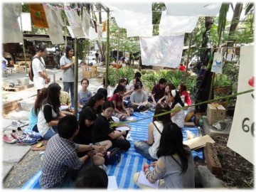 อาสาอาเซียน : อาสาในสวนเพื่อชุมชนทวายในพม่า ASEAN VOLUNTEER : VOLUNTEER FOR ASEAN FRIENDS