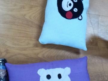 อาสาสมัครหมอนหนุนอุ่นรัก23มิ.ย. Volunteer to Produce pillow for Disadvantaged Preschoolers in Thailand June23, 18