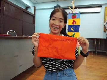 อาสาสมัคร หมอนหนุนอุ่นรัก 23 พ.ย. Volunteer to Produce pillow for Disadvantaged Preschoolers in Thailand /Nov 23, 19
